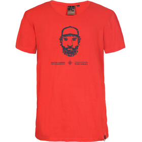 Icepeak Leif Shortsleeve Shirt Men red